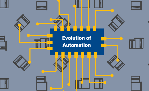 Evolution of Automation