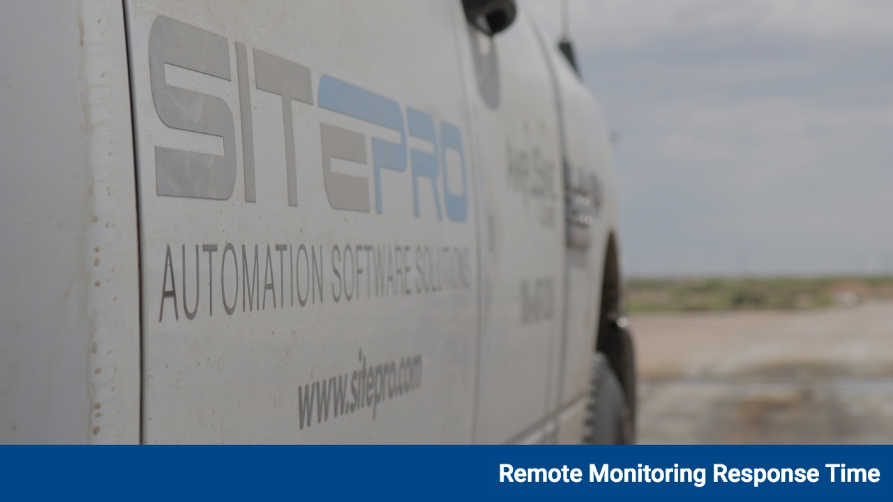 "Remote Monitoring in the Oilfield: More than ""Observe and Report"""